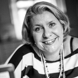 Portrætbillede af Mette Hassinggaard